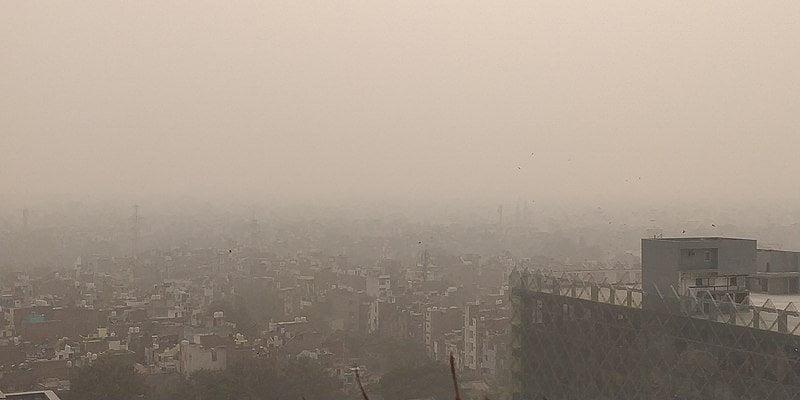 दिल्ली की प्रदूषण